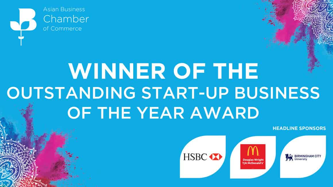 Certificate of becoming the winner of Outstanding Start-up Business of the year award for 2019.